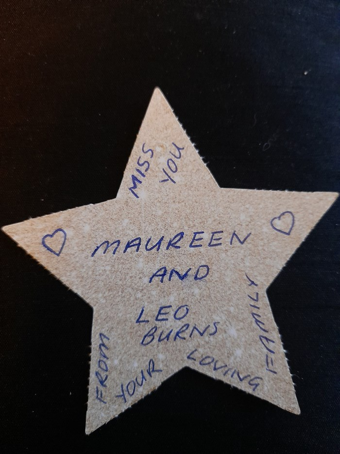 Maureen & Leo Burns
